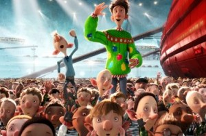Truly funny and with a well-thought argument, Arthur Christmas is a must for the season. Photo: Arthur Christmas trailer.