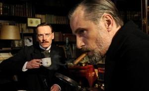 A Dangerous Method is released by Lionsgate on 10th February.