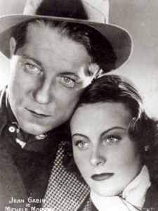A display of chemistry from Michelle Morgan and Jean Gabin
