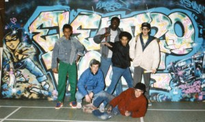 The group formed in the early 1980s