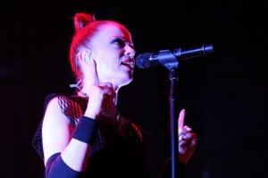 Garbage at The Brixton Academy (4)