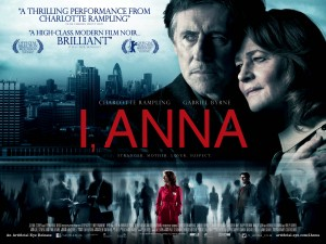 I, Anna is released nationwide on 7th December.