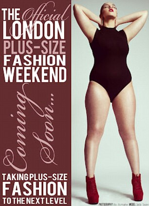 London Plus Size Fashion Weekend Image