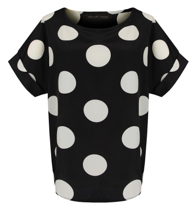 China Doll monochrome top