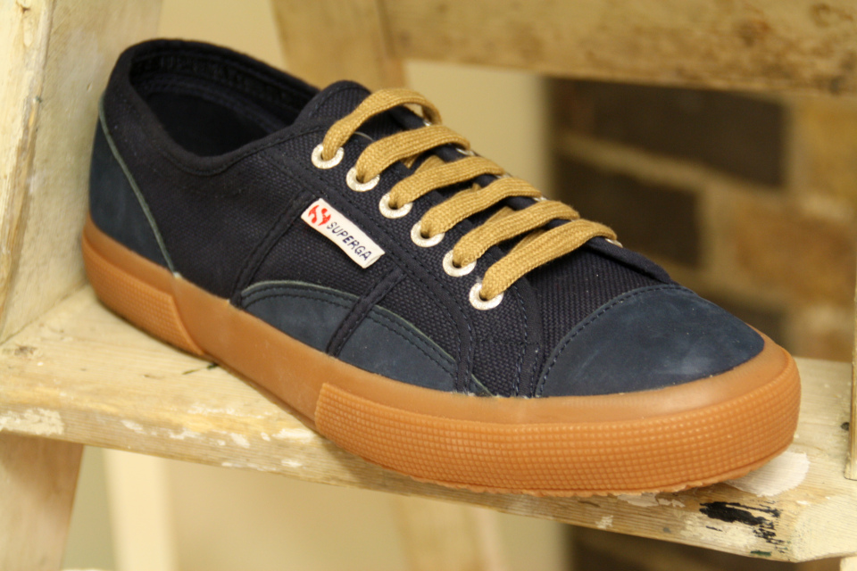 footwear oliver spencer superga