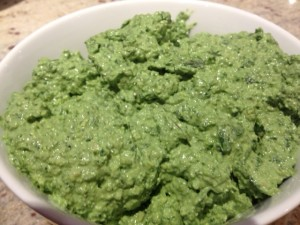 Original recipe of the week Spinach pasta stir-in - BethanyStone-TheUpcoming - 1