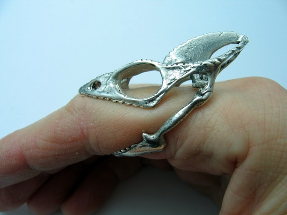 Of birds and beasts: nature-inspired jewellery from Moon Raven Designs (1)