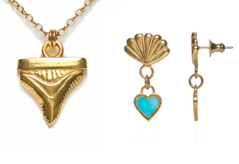 Jeweller Sophie Harley launches collaborative collection