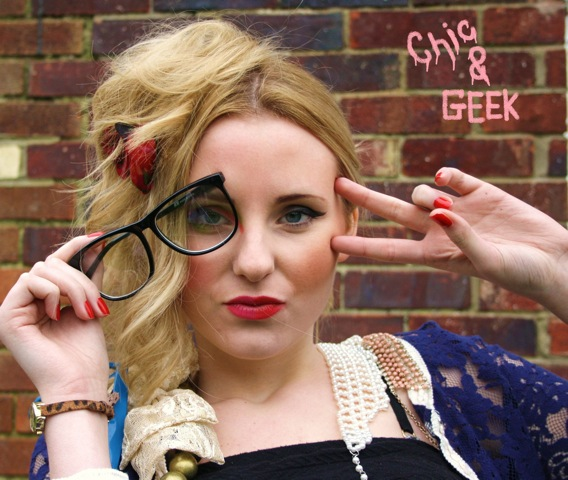 New Chic and Geek brand at High Street Fashion Week (1)