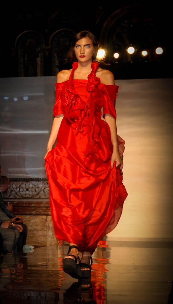 AIU London Graduate Fashion Show 2013 at One Mayfair - SarahLouiseRenwick - TheUpcoming - 3
