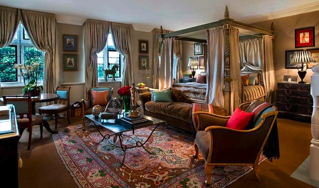 Spend the night in Gatsby glamour at the decadent Milestone Hotel, London (5)