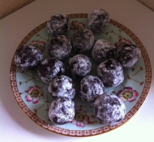 Chocolate oat truffles (1)
