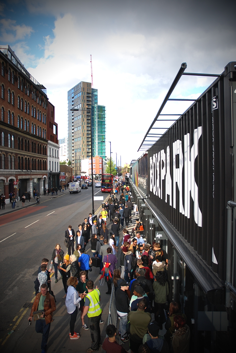 Hype Clothing Launch at Boxpark - SarahLouiseRenwick - TheUpcoming - 4