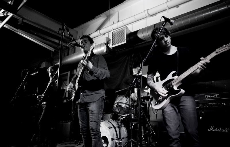 Surfer Blood at Rough Trade East - Charlotte Bruning - The Upcoming - 10