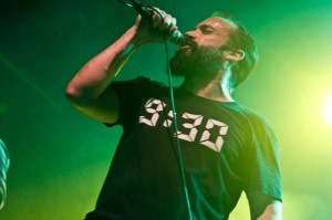 Clutch at The Forum - Sarah Tsang - The Upcoming - 3