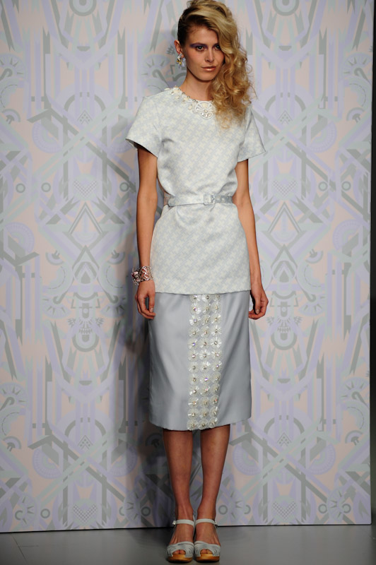 LFW SS14 Holly Fullton - KrisztianPinter - TheUpcoming-12