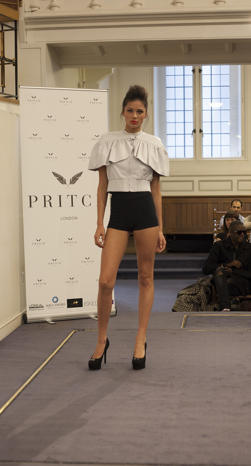 LFW SS14 Pritch Martin Evans The Upcoming 1