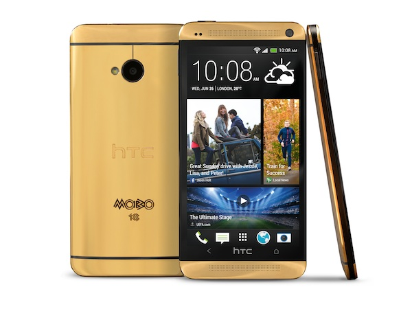 Gold HTC One1
