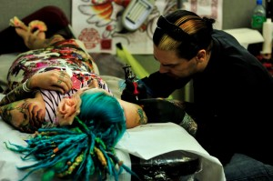 Tattoo Convention 2013