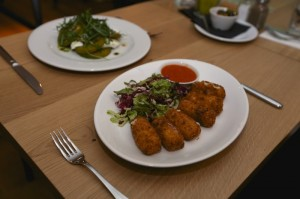 Ham Croquettes at Kitchenette - Jack Downes - The Upcoming - 1