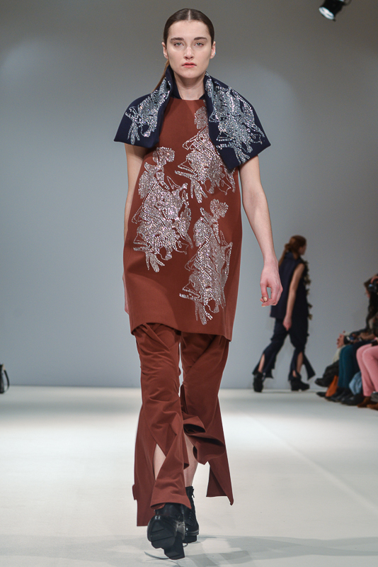 LFW AW14 - Joao Melo Costa and Daniela Barros- Krish Nagari - The Upcoming -38