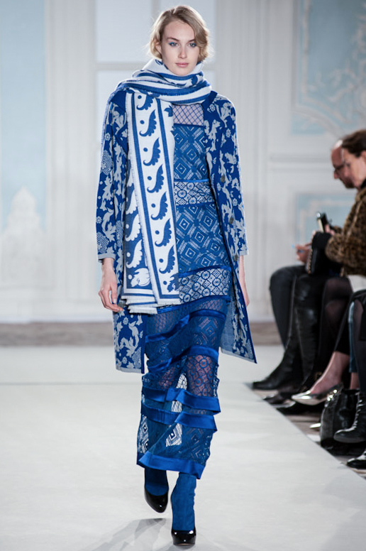 LFW AW14 - Temperley - Krisztian Pinter - The Upcoming -1