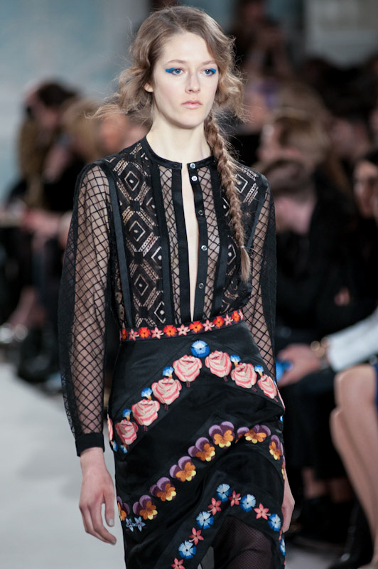 LFW AW14 - Temperley - Krisztian Pinter - The Upcoming -27