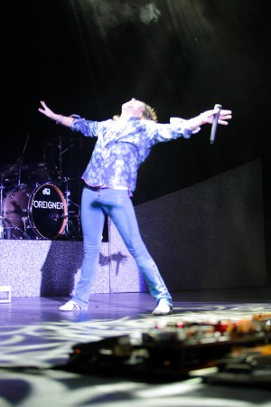 Foreigner at Hammersmith-19