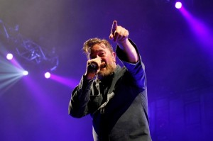 Elbow at O2 Arena - Marine Candel - The Upcoming 4