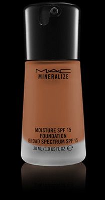 MAC mineralize foundation
