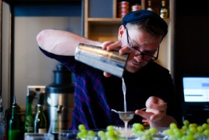 The Anthropolist - Cocktail Making - Isaac Cambridge  - The Upcoming - 1