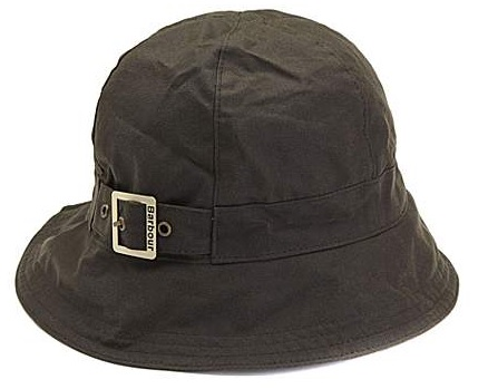 Barbour hat