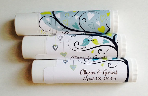 Wedding balms
