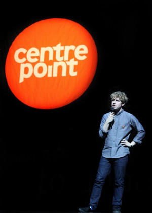 010 Josh Widdicombe_Centrepoint_Laughing_Point_2014_by_Harriet_Armstrong...