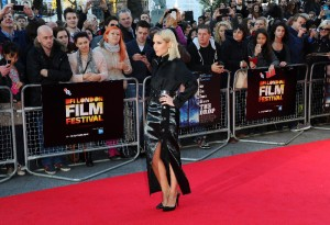 """The Drop"" - Red Carpet Arrivals - 58th BFI London Film Festival"
