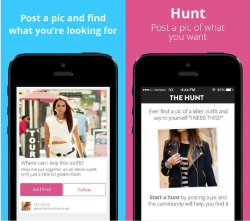 The Hunt: fashion app is launched in the UK – The Upcoming