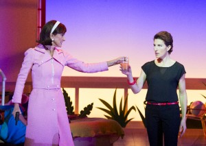 'Women on the Verge of a Nervous Breakdown' Musical performed at the Playhouse Theatre, London, UK