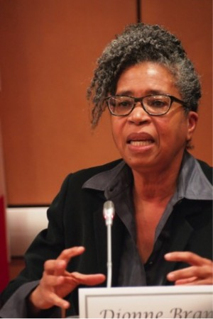 dionne brand the upcoming