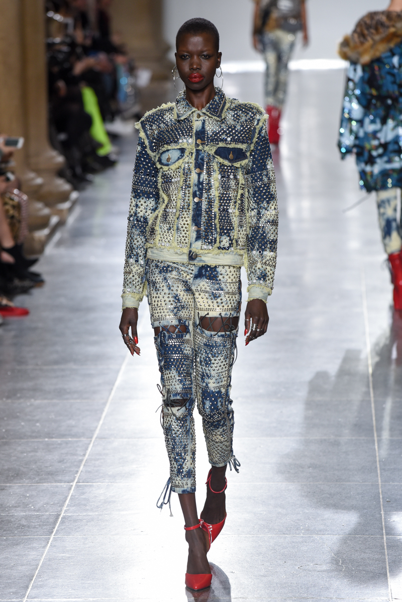LFW AW15- Ashish -Krisztian Pinter - The Upcoming-15