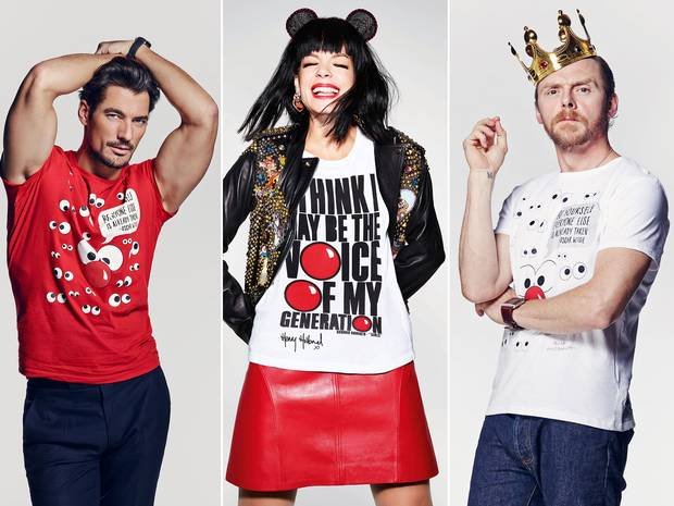 Red Nose T Shirts