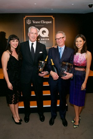 GQ Food and Drink Awards 2015 in association with Veuve Clicquot.