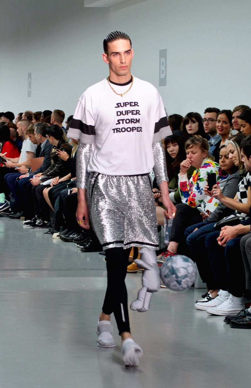 LCM SS16 - Bobby Abley - Francesca Milano - The Upcoming - 18