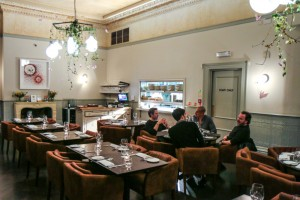The Truscott Arms restaurant - Laura Denti - The Upcoming -3