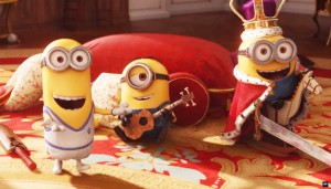 minion uk still
