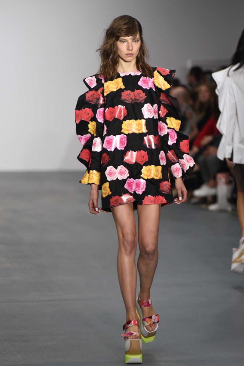 LFW SS16 - Fyodor Golan - Krisztian Pinter - The Upcoming --13