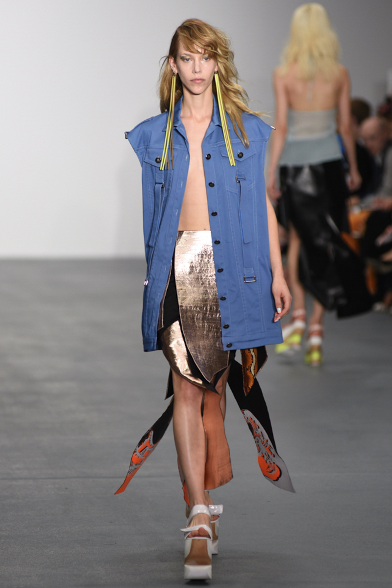 LFW SS16 - Fyodor Golan - Krisztian Pinter - The Upcoming --20