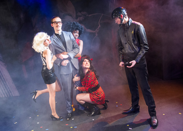 Desperate Measures At The Jermyn Street Theatre Theatre Review The Upcoming Regular desperate measures can also be obtained through the highest rank bonus chest at the end of a. 2