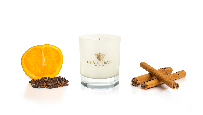 Mulled Oranges, Heir and Grace