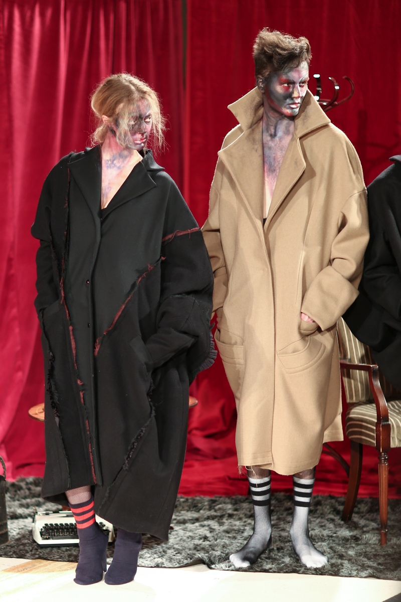 LFW AW16 - James Kelly - Erol Birsen - The Upcoming-2