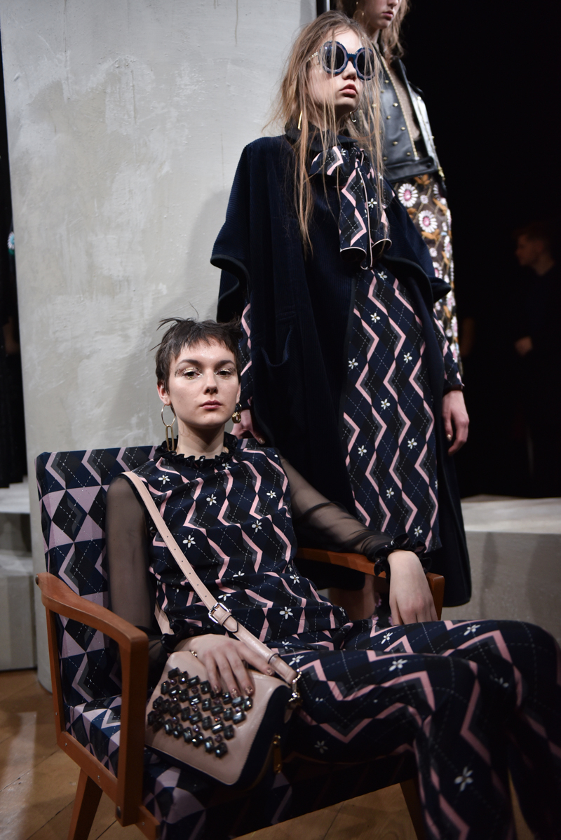 LFW AW16 - Markus Lupfer - Krisztian Pinter - The Upcoming-5